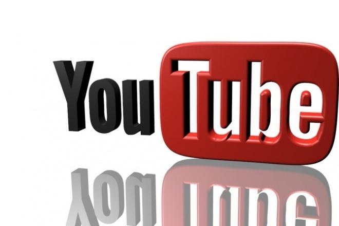 Накручу 5000 просмотров вашего ролика на YoutubeПродвижение в социальных сетях<br>Гарантирую в течении суток 5000 тысяч просмотров вашего ролика От вас требуется лишь ссылка на ресурс ( видеоролик)<br>