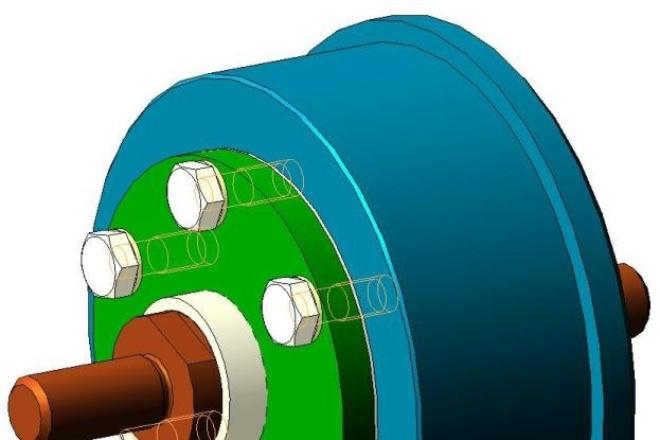 3d модель детали + документацияИнжиниринг<br>Создание деталей для машиностроения, мебельного производства и др. Опыт работы более 5 лет. Основное направление машиностроение, металлоконструкции.<br>