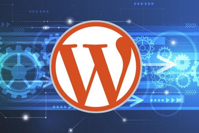 установлю верстку на WordPress 1 - kwork.ru