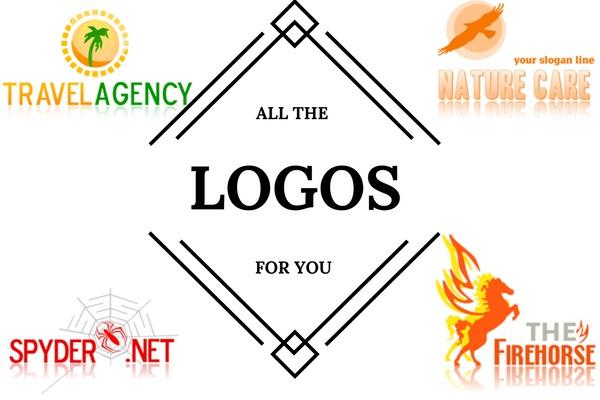 ЛоготипЛоготипы<br>Красиво, солидно и правильно - это ваш логотип. Буду стараться создать логотип так как вы его представляете.<br>