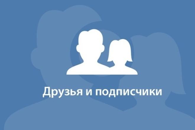 200 участников в вашу группу ВК, ручная работа + приятный бонус! 1 - kwork.ru