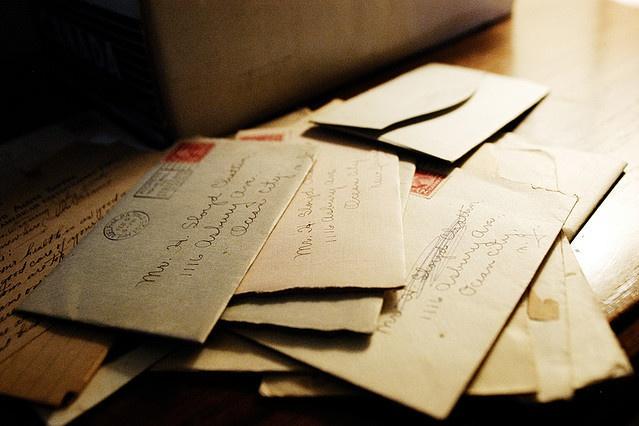 Напишу вам бумажное письмо 1 - kwork.ru