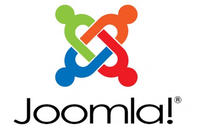 Одностраничный сайт на Joomla 1 - kwork.ru