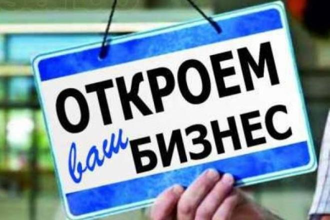 Подготовка заявления для регистрации ООО, ИП 1 - kwork.ru