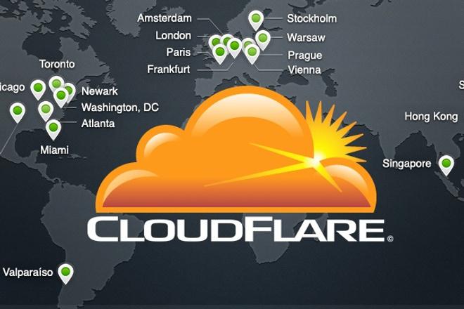 Ускорю ваш сайт с помощью CloudFlare CDN 1 - kwork.ru
