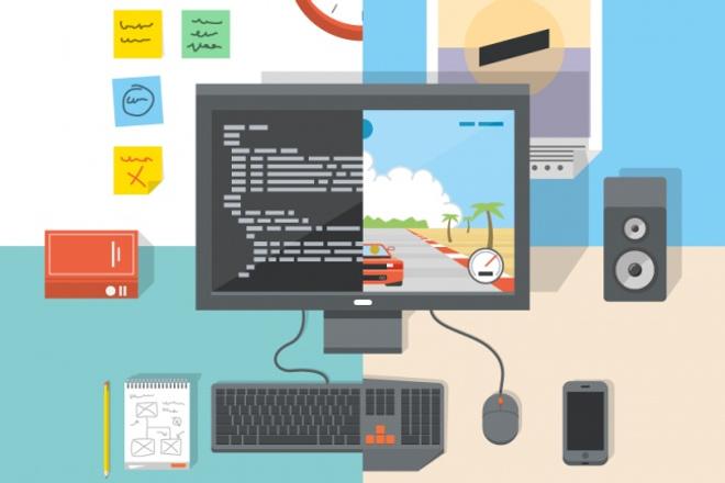 Видео курс профессия веб-разработчик 1 - kwork.ru
