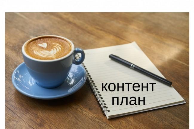 Продвижение аккаунта постами 1 - kwork.ru