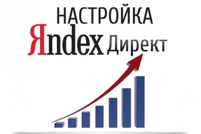 сделаю небольшую рекламную кампанию в Яндекс-директ 1 - kwork.ru