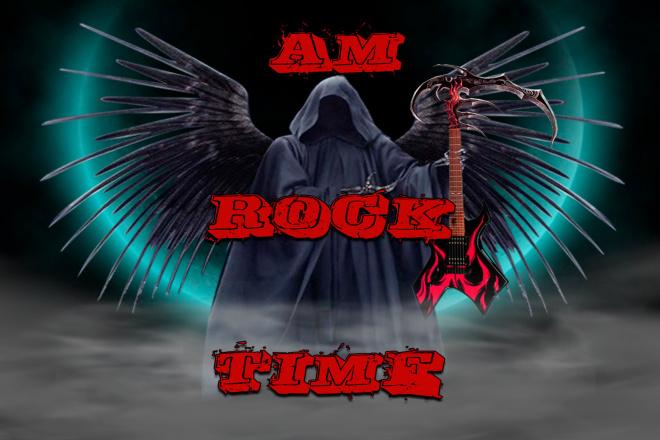 Логотип для рок-групп 37 - kwork.ru