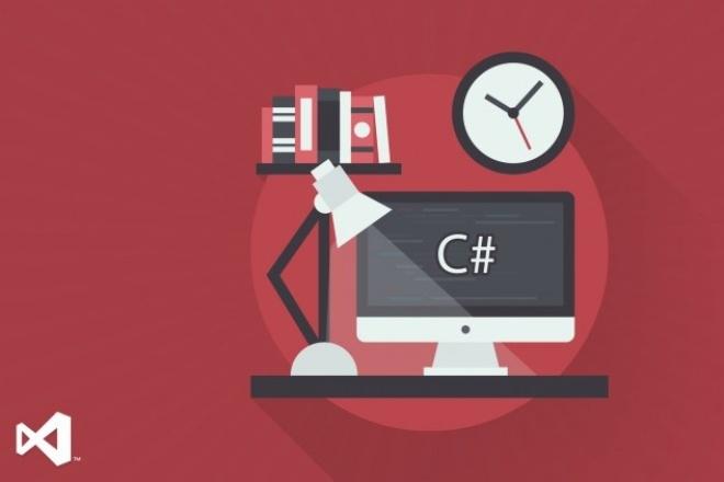 Напишу приложение на C# Console / WPF / WinForm / AndroidПрограммы для ПК<br>Напишу приложение на C#: WPF WinForm Android Консольное приложение Возможно использовать в приложении реляционные базы данных, а также Entity Framework. Срок выполнения: полностью зависит от сложности задания. В среднем он составляет один день. В результате: вы получите рабочую программу и грамотно написанный и документированный исходный код<br>