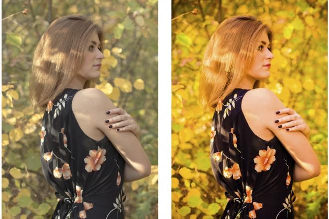 сделаю цветовую коррекцию фотографий 1 - kwork.ru
