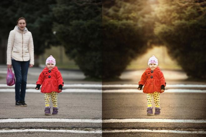 Творческая обработка 10 фотоОбработка изображений<br>Работа со светотенью изображения, работа с колористикой , ретушь портрета. Любой заказ обсуждается с Вами. Сроки выполнения 1-2 дня<br>