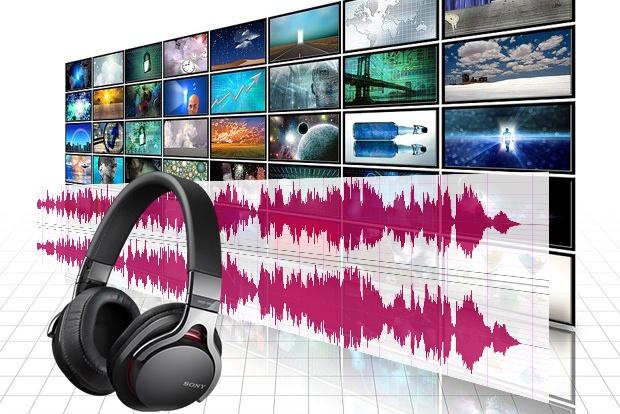 Отделю аудио дорожку от видео 1 - kwork.ru
