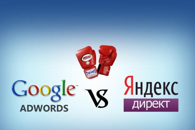 Разработаю . модернизирую . доработаю кампанию в Google Adwords 1 - kwork.ru