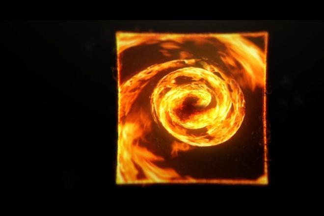 Сделаю огненное вихревое интроИнтро и анимация логотипа<br>Анимация логотипа или текста(названия вашего канала youtube или название компании) как в примере, быстро и качественно.<br>