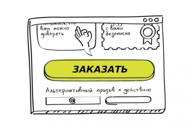сделаю копию Landing page, страницы 1 - kwork.ru