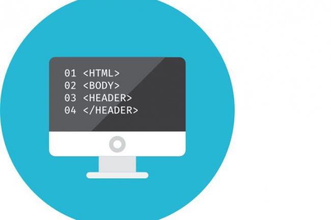 Правки html css код под ваши требования 1 - kwork.ru
