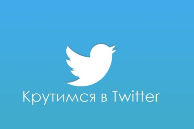 Размещу в индексируемых ПС Twitter аккаунтах 40 ссылок 1 - kwork.ru