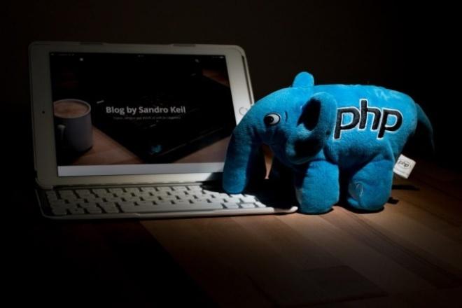 Напишу небольшой скрипт на PHPСкрипты<br>Напишу небольшой скрипт на вашем сайте для выполнения отдельных операций или в составе CMS. Написание скрипта на php.<br>
