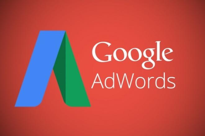 Качественная настройка поисковой рекламной кампании Google Adwords 1 - kwork.ru