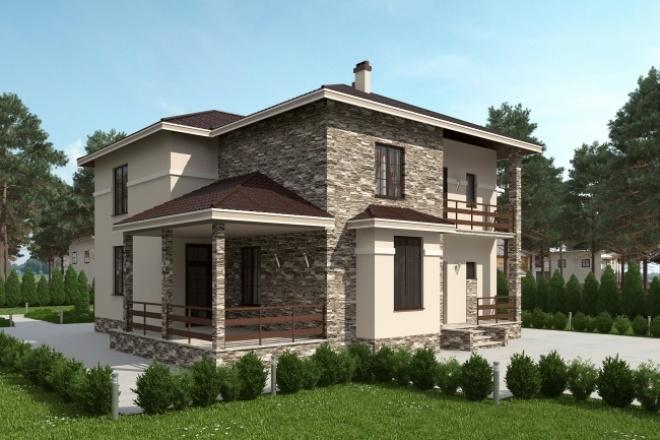 создам архитектурный проект 1 - kwork.ru