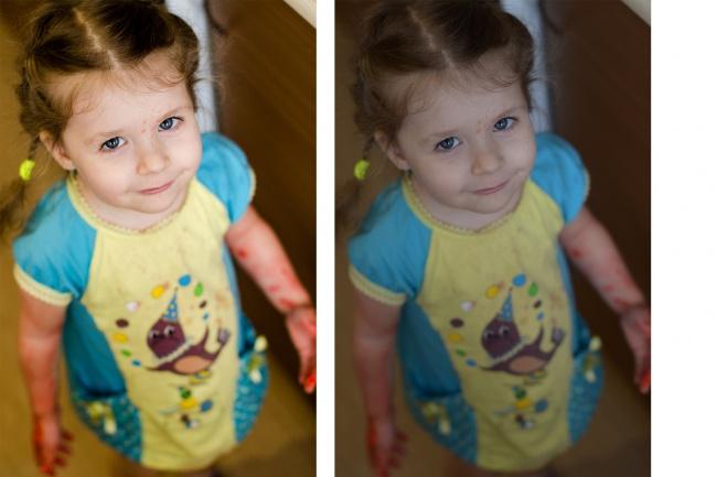 цвето и светокоррекция фотографий в Photoshop и Lightroomфото 1 - kwork.ru