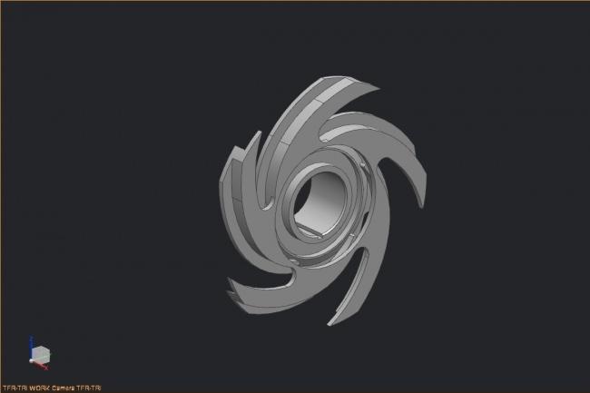 3D моделирование в NX 1 - kwork.ru