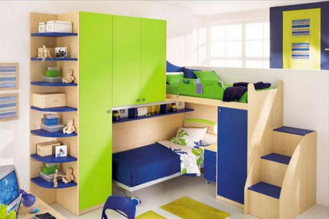3D дизайн-проект мебели 1 - kwork.ru