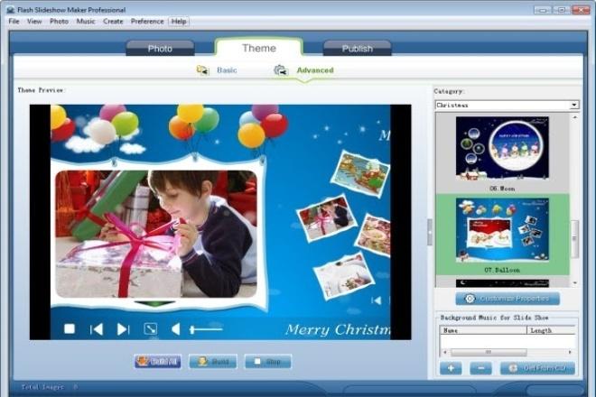 Сделаю слайд-шоу из ваших фотографий 1 - kwork.ru