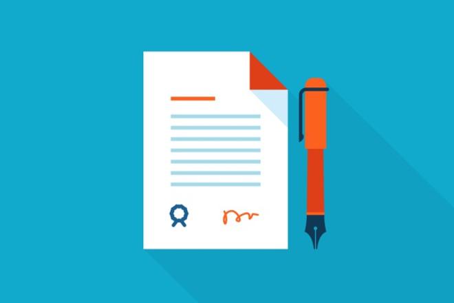 Отформатирую любой документ в Word 1 - kwork.ru