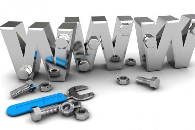 Настрою и поправлю сайт на Wordpress, уберу ошибки, подберу плагины 1 - kwork.ru
