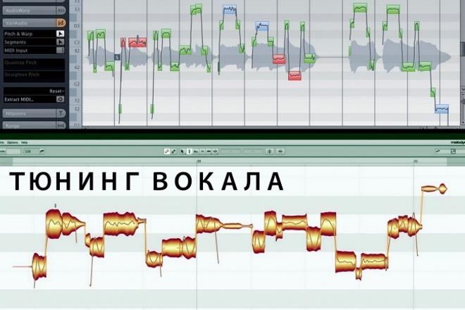Тюнинг вокала 1 - kwork.ru