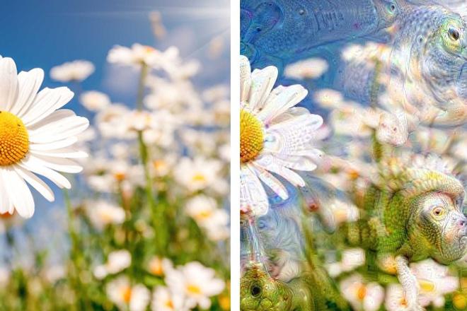 Сделаю ваше изображение в Deep Style 1 - kwork.ru