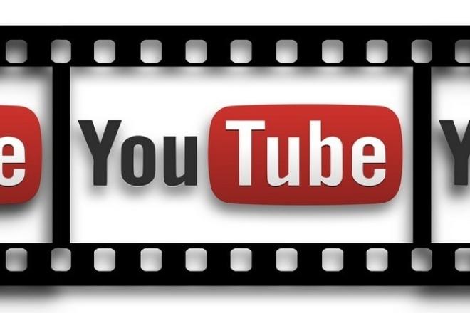 сделаю 500 Лайков на видео youtube 1 - kwork.ru