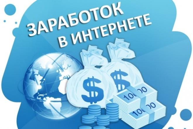 Научу зарабатывать с минимальными рисками! 1 - kwork.ru