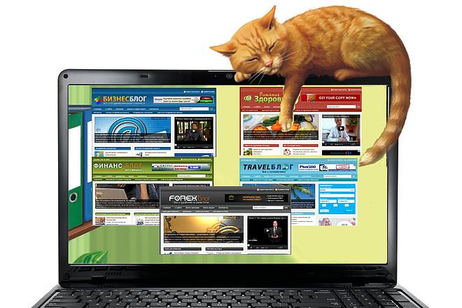 Продам комплект из 6 сайтов. Тематика сайтов востребованная 1 - kwork.ru