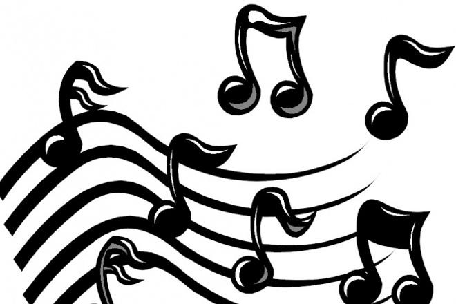 Мелодию Вашей любимой песни напишу нотами 1 - kwork.ru