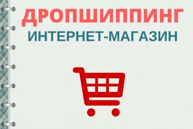 Недорогой надежный интернет-магазин 16 - kwork.ru