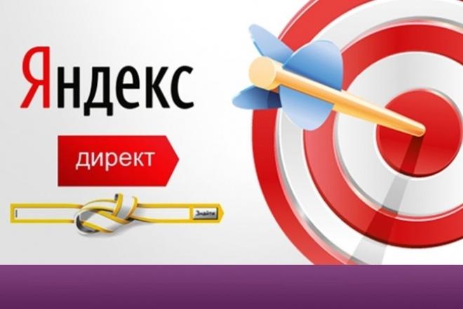 Настрою Яндекс Директ. Сертифицированный специалист 1 - kwork.ru