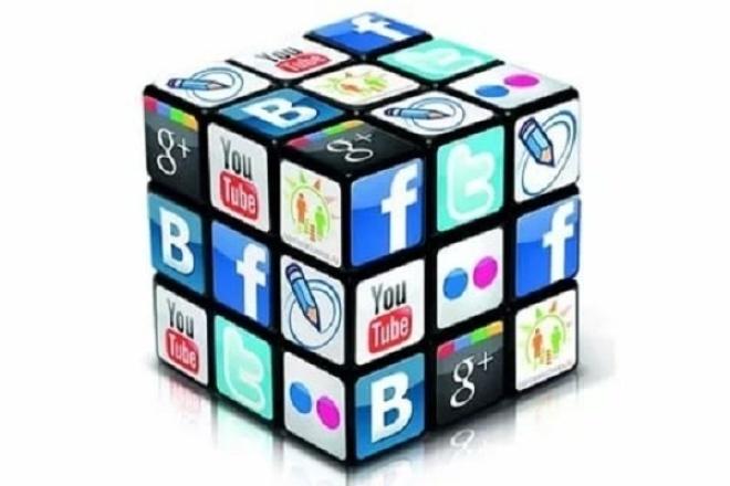 Помощь в ведении групп в социальных сетях, страниц в инстаграм 1 - kwork.ru
