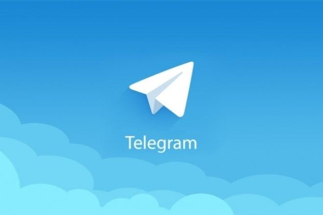 170 подписчиков на канал telegramПродвижение в социальных сетях<br>Только реальные пользователи - безопасно и эффективно. Исходя из опыта могу гарантировать не более 15% отписок в дальнейшем и активность (увеличение просмотров).<br>