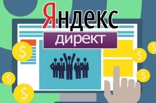 Создам эффективную рекламную компанию в Яндекс Директ за 1 день 1 - kwork.ru