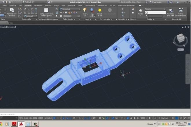 Выполняю любые чертежи в AutoCadИнжиниринг<br>Оперативно выполню чертеж в AutoCad в соответствии с вашими эскизами, изображениями в pdf. Работу выполню как в 2D, так и в 3D За 500 р сделаю любой чертеж формата А3<br>
