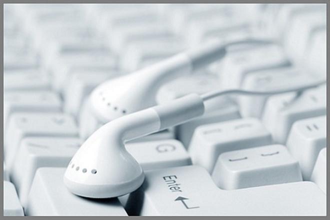 Перевод в текст 60 мин аудио/видео (транскрибация)Набор текста<br>Предлагаю вам услуги по расшифровке аудио/видео файлов. Оформлю текст согласно вашим условиям (за доплату). Язык - русский, украинский. Владею слепым набором. К работе отношусь ответственно.<br>