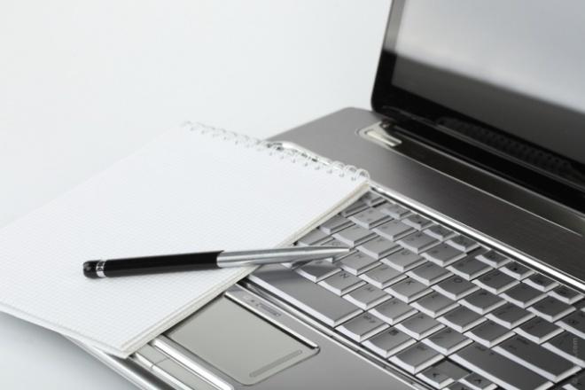Напишу уникальную информационную статью для вашего сайта 1 - kwork.ru
