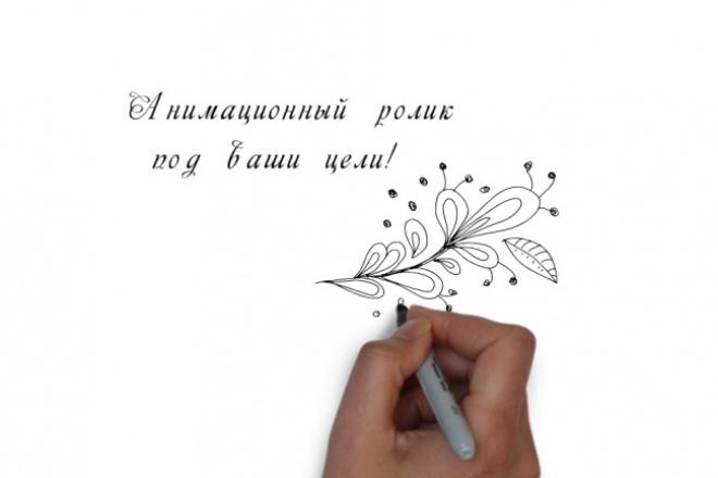 Нарисую анимационный ролик под ваши цели 1 - kwork.ru
