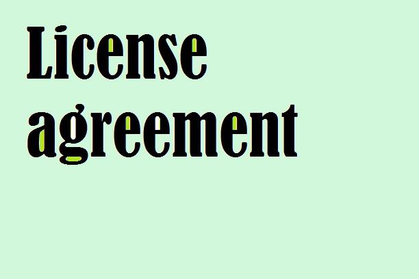 Лицензионный договор 1 - kwork.ru