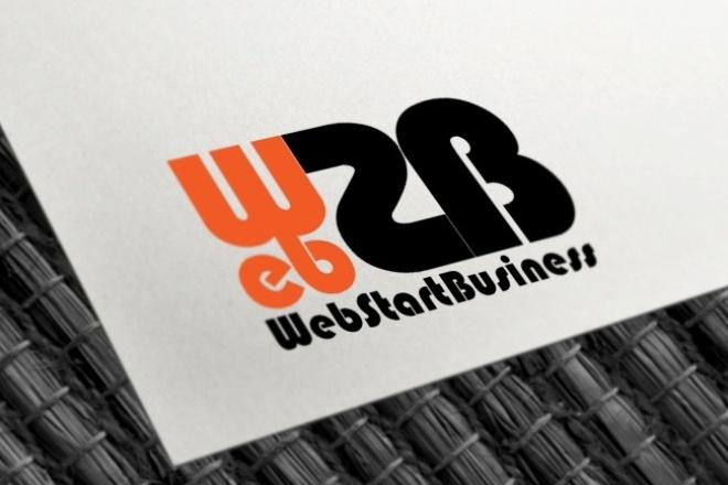 создам профессиональный логотип 1 - kwork.ru