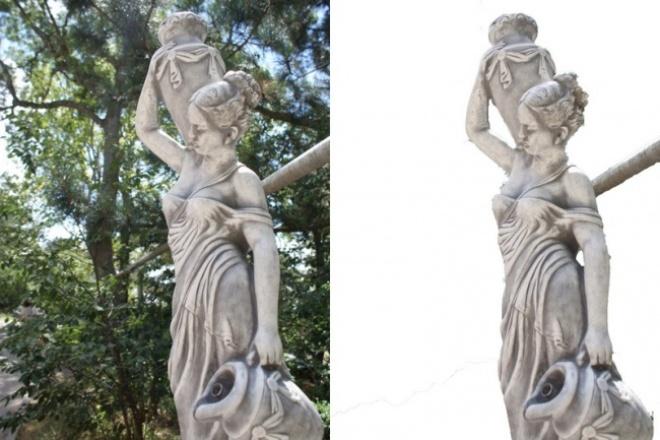 Удалю фонОбработка изображений<br>удалю фон с фотографии возможна коррекция фотографии (контраст,резкость и т.д.)<br>