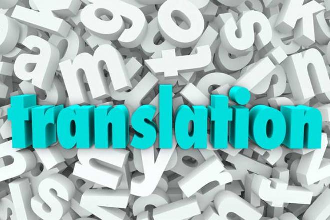 Переведу текст с английского на русскийПереводы<br>Быстро, качественно и грамотно переведу текст с английского языка на русский. Опыт есть. Пишите, если есть какие-то пожелания по поводу перевода. 1 кворк - 3000 символов<br>